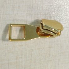 Gold Plating Brass No. 8 Zipper Slider