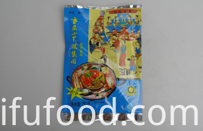 150g seafood soup hot pot bottom material
