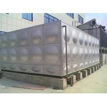 Einfache Reinigung und Wartung Edelstahl-Wassertank