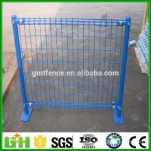 Alibaba China Double Circle Powder Coated Wire Mesh Fencing