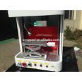 Carta de tag de cão e foto máquina de marcação a laser tamanho 100x100mm com design de mesa Syngood Laser