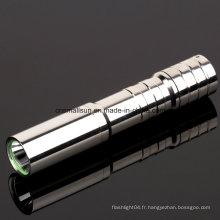 Essai de gemme en alliage d'aluminium avec batterie Li-ion