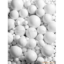 grinding media high alumina ceramic ball 40- 80mm