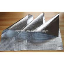 Aislante reflectante de aluminio
