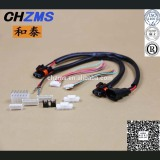 auto wire harness / Electronic equipment Male and Female cable assemblies