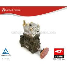 Aplicação de compressor de ar genuíno 373-3509100 para YuChai YC6108-430