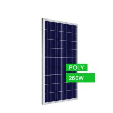 Panneau photovoltaïque solaire poly bon marché 260w