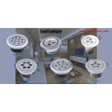 LED High Power Lamp with Warm White Color Temperature and 280lm Luminous Flux