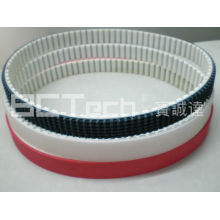 PU Timing belts with different kinds coating