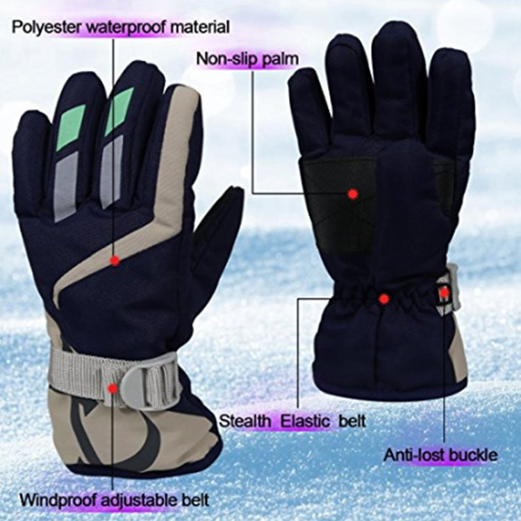 Full Finger Men S Hockey Game Gloves