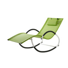factory customized for China Sun Loungers,Garden Sun Loungers,Folding Sun Loungers,Outdoor Sun Loungers Manufacturer and Supplier Steel G Rocking Chair export to Guyana Suppliers