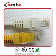 Câble de cavalier ethernet de performance stable