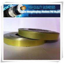 Полиэфирная лента Al для экранирования кабелей / кабельной упаковки