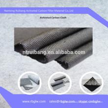 sarga de tela de fibra de carbono