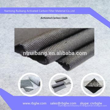 tissu de fibre de carbone de sergé