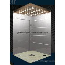 Cómodo elevador de pasajeros para la venta (JQ-N012)