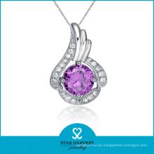 Colgante de diamantes de lujo con precio razonable