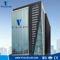 Clear Vacuum Insulated Glass