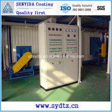 Machine de revêtement en poudre / ligne de peinture (dispositif de contrôle électrique)