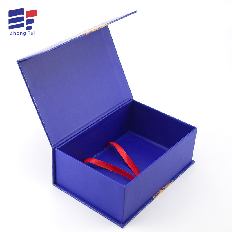 Custom Logo Paper Luxury Box