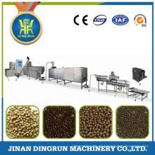máquina de alimentación de tilapia