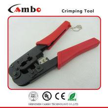 Preço baixo de alta qualidade Fácil manipulação RJ45 & RJ11 oubao ferramenta de crimpagem