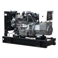 81kw à espera / CUMMINS /, portátil, dossel, grupo de gerador diesel do motor CUMMINS
