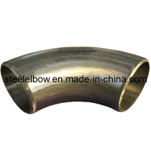 Трубопроводная арматура встык локоть из нержавеющей стали