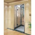 Ascenseur en acier inoxydable au titane pour maison d'habitation