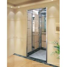 Titanium Edelstahl Aufzug für Wohnhaus