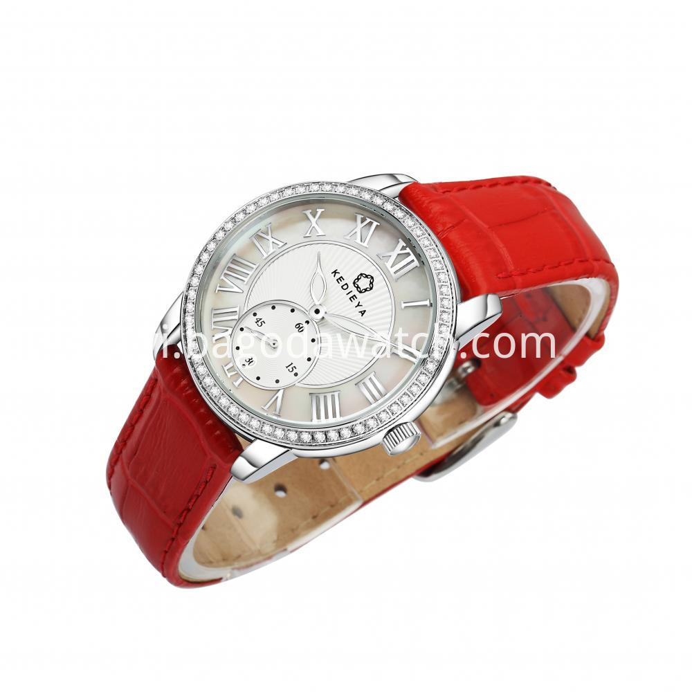 Quartz Crystal In Watches