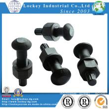 Boulon Tc à boulon hexagonal haute résistance (boulon de contrôle de la tension) pour la structure en acier