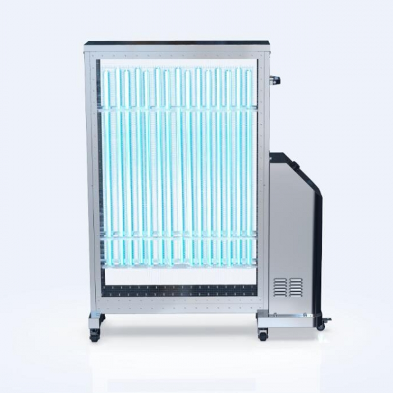 hospital uv disinfection light fixture