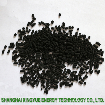 commercial 3.0-4.0mm anthracite coal column activated carbon for gas mask