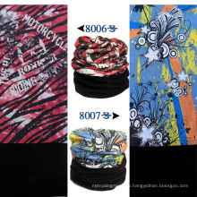 Lingshang утолщение осенне-зимний многофункциональный шарф заводской запас последний тепловой магии флисовой банданы