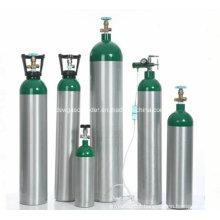 Cilindro de gás de alumínio 5L