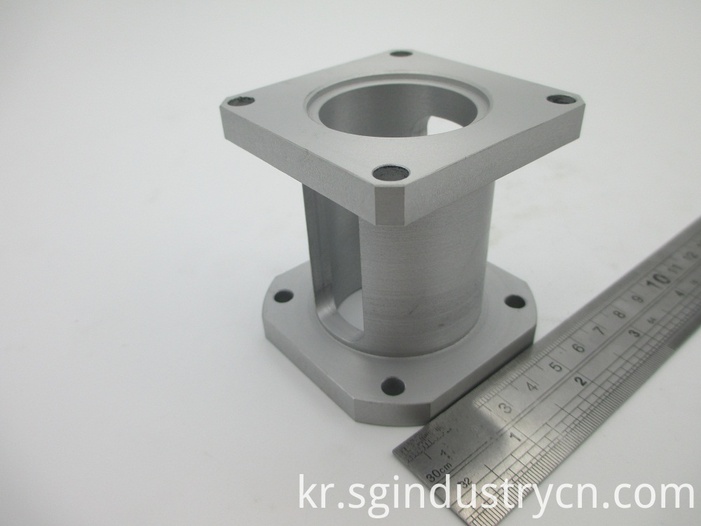 Aluminum Natural Anodizing Cnc Parts