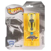 Boy GIF aleación de vehículos de juguete de eyección de juguete coche de velocidad