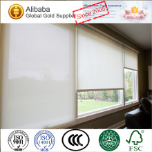Factory Supply with Hot Quality of Factory Price Custom-Made White House Window Roller Shades Blinds