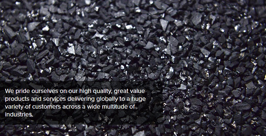 Gold Activated Carbon