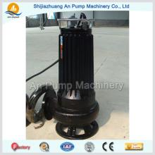 Pompe à eau sucre submersible à barillet en acier inoxydable