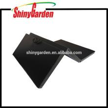 Fundamentos de PVC Estera de gimnasia PVC normal y estera de ejercicios Alfombra de tres pliegues en 40 mm * 600 mm * 1800 mm