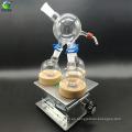 Equipo de destilación al vacío 2L TOPTION para aceites esenciales