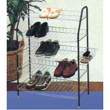 5 Tier Stylish Shoe Rack