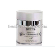 Acrylic Cosmetic Cream Airless Jar For Packaging