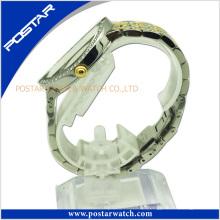 Hochwertige Damen Armbanduhr mit speziellem Zifferblatt Psd-2581