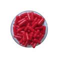 Cápsula de gelatina vacía de material de embalaje médico colorido