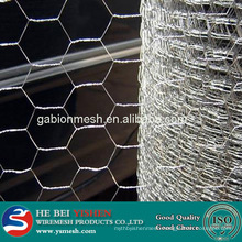 High quality hexagonal wire mesh for chicken wire mesh philippines