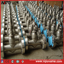 Stainless Steel Pressure Sealing Globe Valve