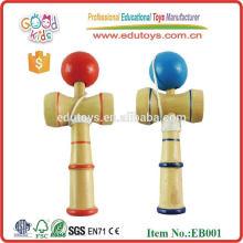 Деревянные игрушки с мячом для игрушек Рекламная игрушка для детей